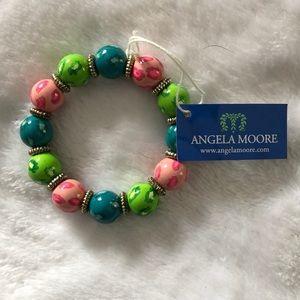 NWT. Angela Moore bracelet